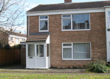 Thumbnail 5 bed semi-detached house to rent in 8 St David's Close, Sydenham, Leamington Spa