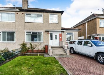 Thumbnail 4 bed semi-detached house for sale in Lawrence Avenue, Helensburgh