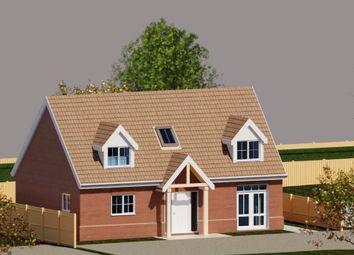 Thumbnail 4 bedroom detached house for sale in Elmsett, Ipswich, Suffolk