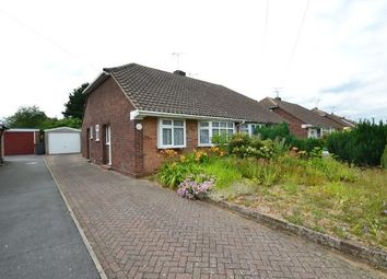 Thumbnail 2 bed bungalow for sale in Broomfield, Chelmsford, Essex
