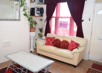 Thumbnail 2 bedroom terraced house for sale in Clarence Road, Peterborough