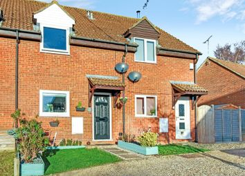 Thumbnail 2 bed terraced house for sale in Hawthorne Way, Great Shefford, Hungerford