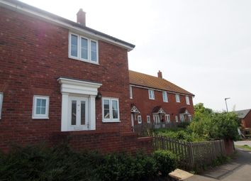Thumbnail 2 bed semi-detached house to rent in Rightup Lane, Wymondham