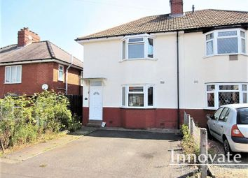 Thumbnail 3 bed semi-detached house to rent in Grange Road, Cradley Heath