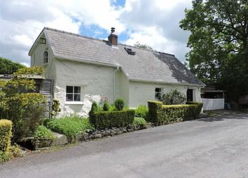Thumbnail 3 bed cottage for sale in Llangybi, Lampeter