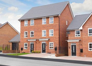 "Thumbnail 4 bed terraced house for sale in ""Fawley"" at Filter Bed Way, Sandbach"