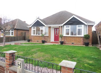 Thumbnail 2 bed detached bungalow for sale in Manor Road, Chellaston, Derby