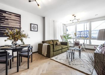 Thumbnail 1 bed flat for sale in Rubric, Whetstone, London