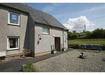 Thumbnail 3 bed semi-detached house for sale in Chain Terrace, Creetown, Newton Stewart