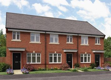 "Thumbnail 3 bed mews house for sale in ""The Stretton"" at Former Sunderland College, Shiney Row"