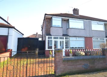 Thumbnail 3 bed semi-detached house for sale in Ambergate Road, Grassendale, Liverpool