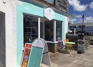 Thumbnail Restaurant/cafe for sale in Fore Street, Tintagel, Cornwall