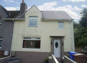 Thumbnail 4 bedroom semi-detached house for sale in Robertson Avenue, Cumnock, Ayrshire