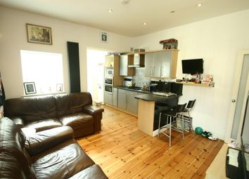 Thumbnail 4 bed flat to rent in Simonside Terrace, Heaton