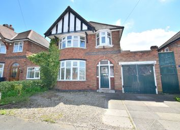 Thumbnail 3 bed detached house for sale in Cardinals Walk, Off Scraptoft Lane, Leicester