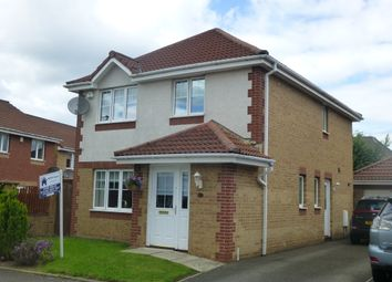 Thumbnail 4 bedroom detached house for sale in Balfron Drive, Coatbridge