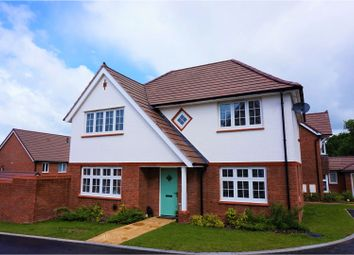 Thumbnail 4 bed detached house for sale in Fairfax Way, Ottery St. Mary