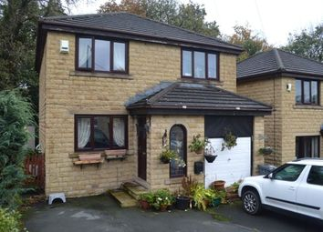 Thumbnail 4 bed detached house for sale in Birks Road, Longwood, Huddersfield