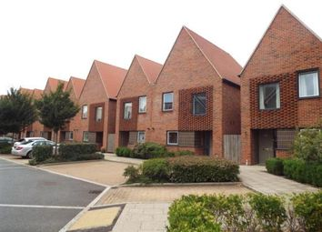 Thumbnail 3 bed end terrace house for sale in Pilots View, Chatham, Kent