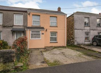 Thumbnail 3 bed end terrace house for sale in St. Blazey, Par, Cornwall