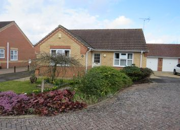 Thumbnail 2 bed detached bungalow for sale in Briscoe Way, Lakenheath, Brandon