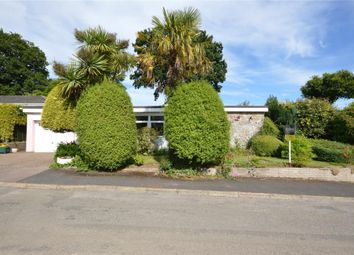 Thumbnail 3 bedroom detached bungalow for sale in Moors Park, Bishopsteignton, Teignmouth, Devon