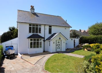 Thumbnail 4 bed detached house for sale in Ullswater Crescent, Weymouth