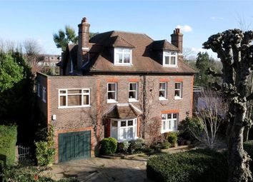 Thumbnail 6 bed detached house for sale in Mostyn Road, Wimbledon