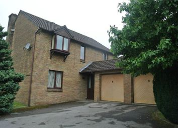 Thumbnail 4 bed detached house for sale in Longhouse Grove, Henllys, Cwmbran