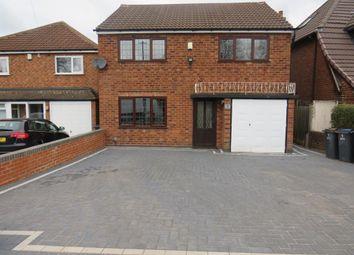 Thumbnail 3 bed detached house for sale in Elmbank Grove, Handsworth, Birmingham