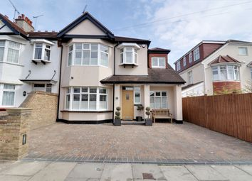 Thumbnail 4 bed terraced house for sale in Tankerville Drive, Leigh-On-Sea