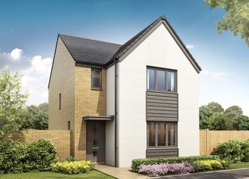 """Thumbnail 3 bed detached house for sale in """"The Hatfield  """" at Pinhoe, Exeter"""