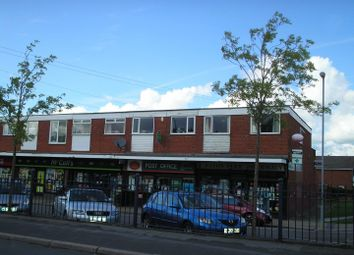 Thumbnail 2 bedroom flat to rent in Southall Way, Stoke-On-Trent