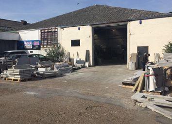 Thumbnail Warehouse for sale in Chadwell Heath Industrial Park, Kemp Road, Chadwell Heath, Essex
