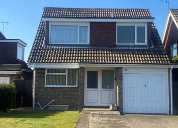 Thumbnail 3 bed detached house for sale in Collington Lane East, Bexhill-On-Sea