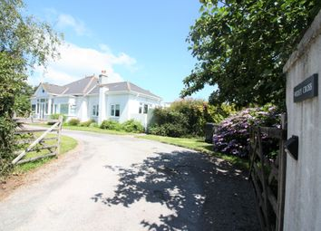 Thumbnail 5 bed detached house for sale in Widey Cross, Newton Ferrers, South Devon