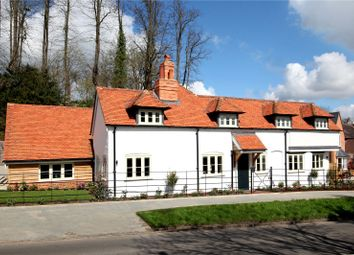 Thumbnail 4 bedroom detached house for sale in Henley Road, Marlow, Buckinghamshire