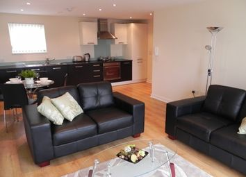 Thumbnail 2 bedroom flat to rent in The Pulse, Old Trafford