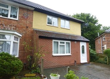 Thumbnail 2 bedroom flat to rent in Rodbourne Road, Harborne, Birmingham