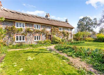 Thumbnail 4 bed detached house for sale in Kents Dairy Cottages, Brookpit Lane, Climping, Littlehampton