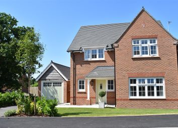 Thumbnail 4 bed property for sale in Wentwood Crescent, Leyland