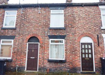Thumbnail 1 bed terraced house for sale in John Street, Macclesfield