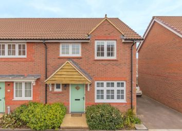 Thumbnail 3 bed end terrace house for sale in Leader Street, Cheswick Village, Bristol