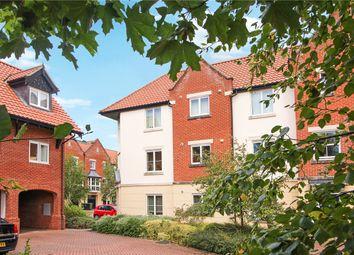 Thumbnail 2 bed flat for sale in Hamilton Court, Trafalgar Square, Poringland, Norwich