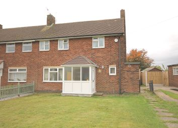 Thumbnail 3 bed semi-detached house for sale in Thirlmere Road, Newbold, Chesterfield