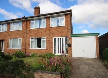 Thumbnail 3 bed semi-detached house for sale in Towersey Drive, Thame