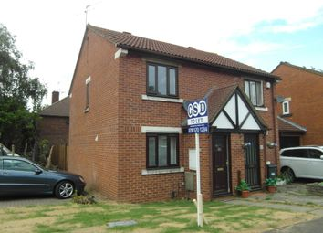 Thumbnail 2 bed semi-detached house to rent in Charleston Close, Feltham