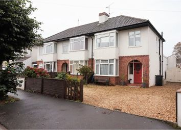 Thumbnail 3 bed end terrace house for sale in Mountfields Avenue, Taunton