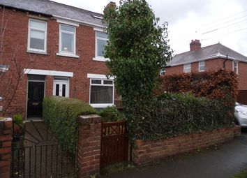Thumbnail 3 bed terraced house for sale in West View, Burnopfield, Newcastle Upon Tyne
