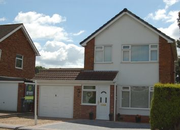 Thumbnail 3 bed detached house for sale in Clifton Avenue, Tamworth